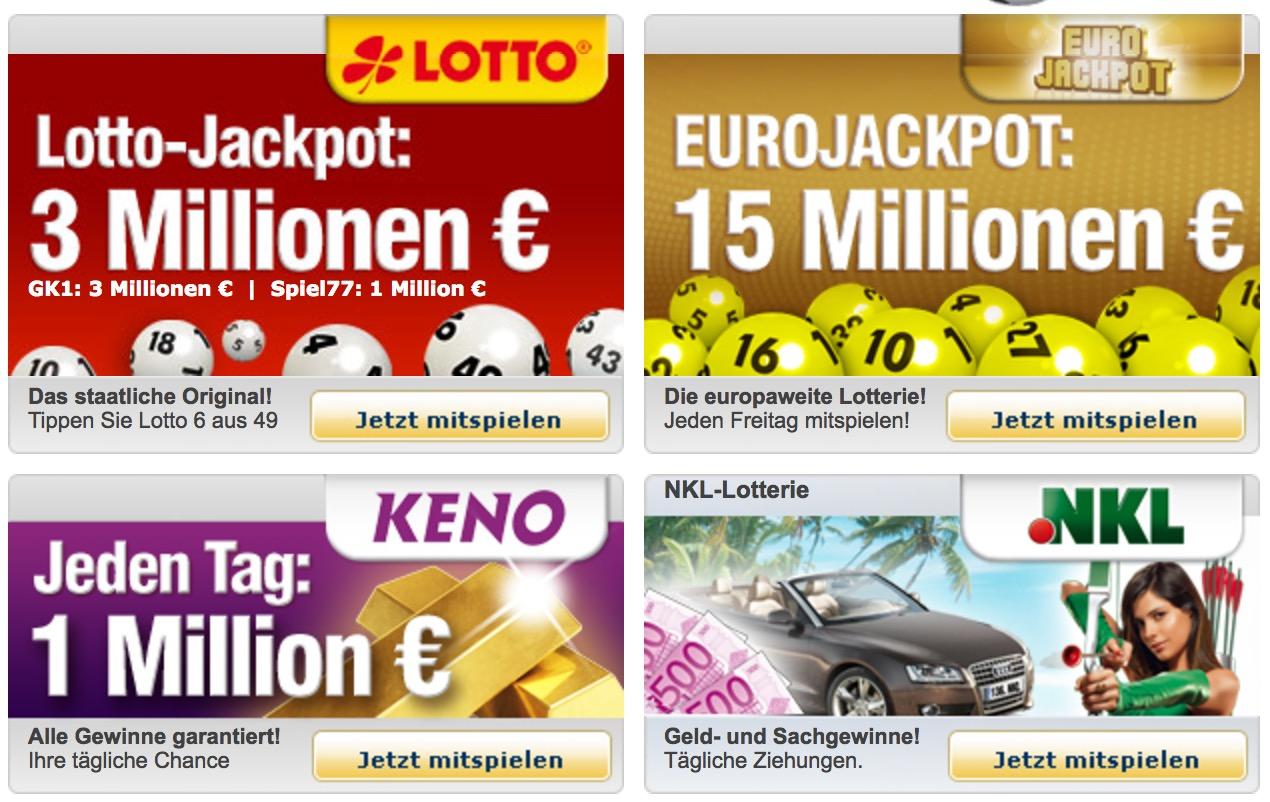 Lottobay Gutschein