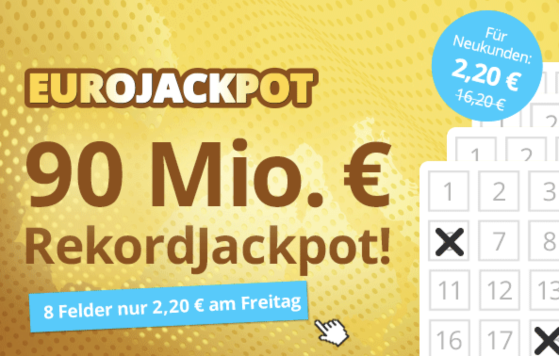 Eurojackpot 17.01 20 Zahlen